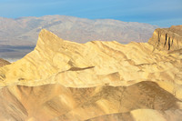 Early morning light from Zabriskie Point, Death Valley National Park