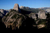 Half Dome from the Panorama Trail, Yosemite National Park