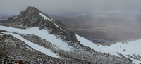 The summit of Ben More Assynt