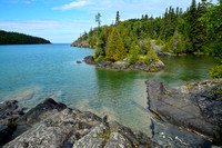Playter Harbour, Pukaskwa National Park