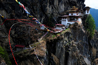 Taktsang Monastery (the Tiger's Nest), Paro District
