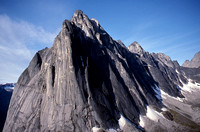 Mount Harrison Smith, Cirque of the Unclimbables