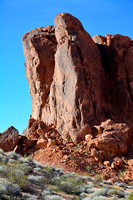 Gibralter Rock, Valley of Fire State Park