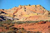 View from the Fire Wave, Valley of Fire State Park