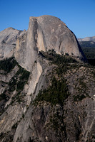 Half Dome from Glacier Point, Yosemite National Park