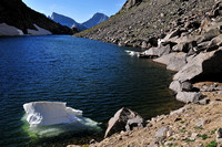 Arrowhead Lake, Wind River Range