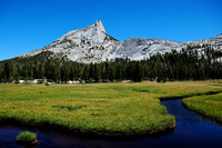 Cathedral Peak, Yosemite National Park