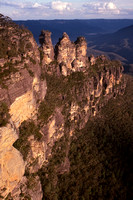 The Three Sisters, Blue Mountains National Park, New South Wales