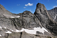 Pingora Peak, Cirque of the Towers, Wind River Range