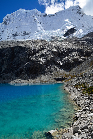 Chacraraju and Laguna 69