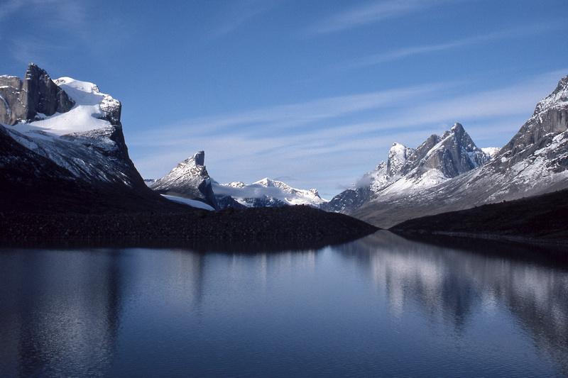 Baffin Island Lake
