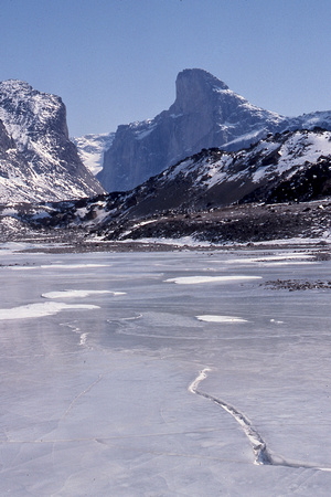 Thor Peak, Auyuittuq National Park