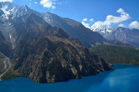 Phoksundo Lake from the Devil's Trail